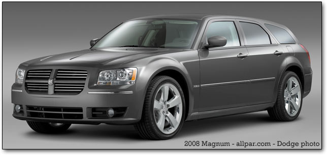 Dodge Magnum 2008 foto - 3