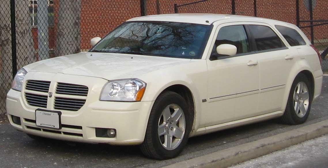 Dodge Magnum 2008 foto - 4