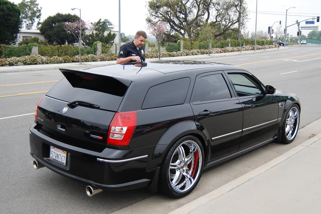 Dodge Magnum 2008 foto - 5