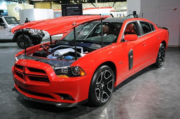 Dodge Magnum 2012 foto - 2