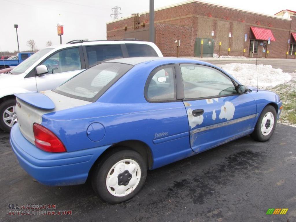 Dodge Neon 1996 foto - 5