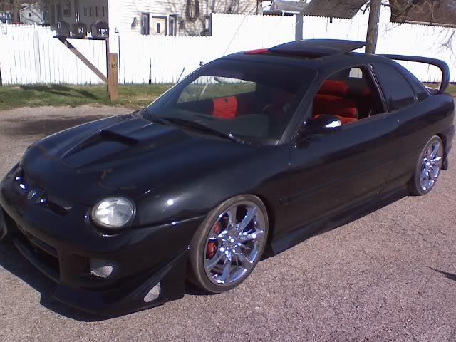 Dodge Neon 1998 foto - 2