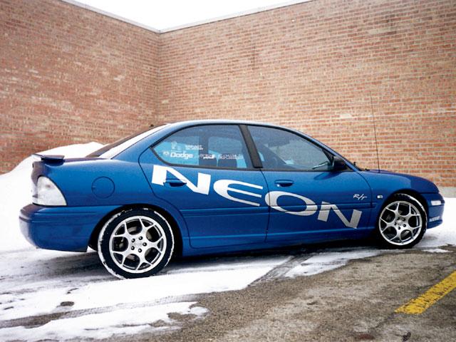 Dodge Neon 1999 foto - 4