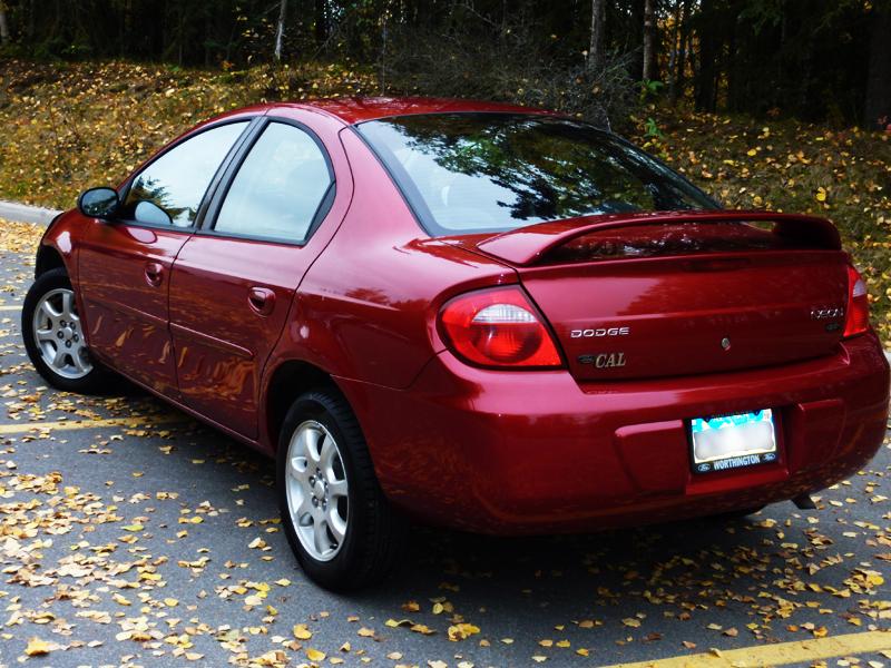 Dodge Neon 2002 Foto Im 225 Genes Y Video Revisi 243 N Precio Y