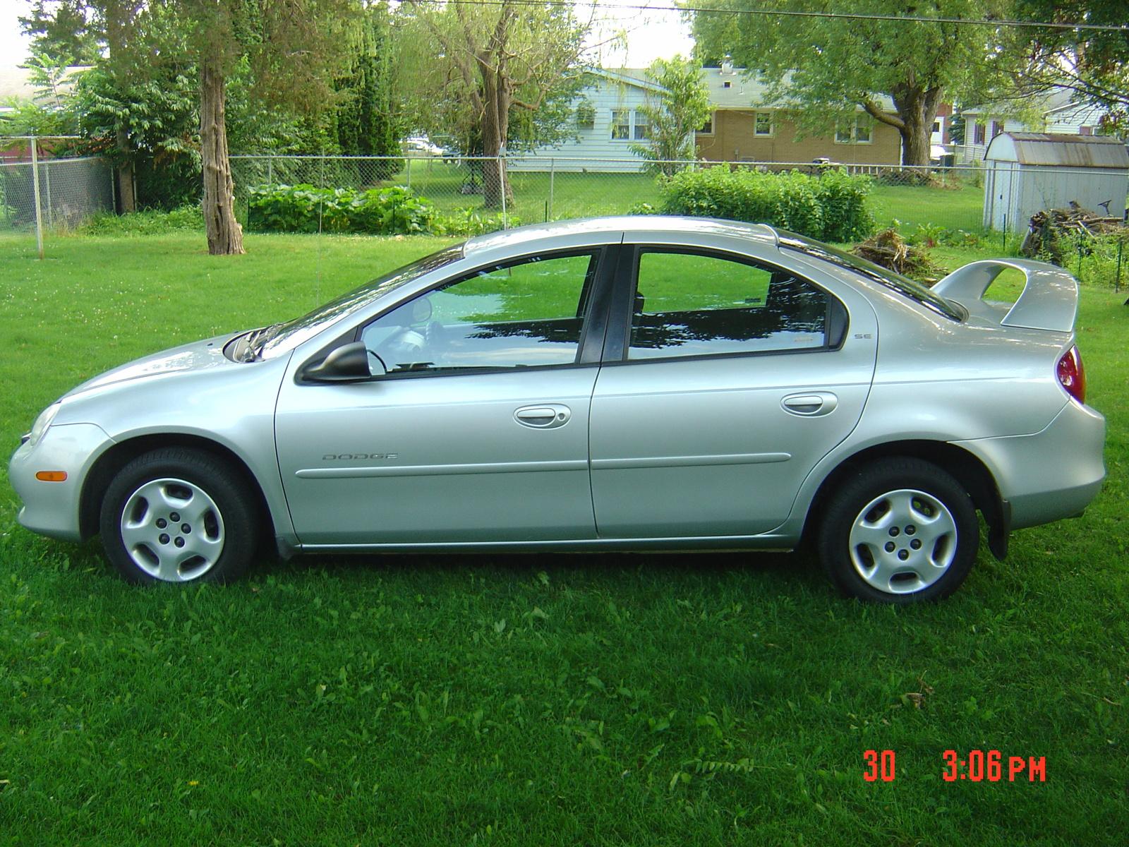 Dodge Neon 2009 foto - 1