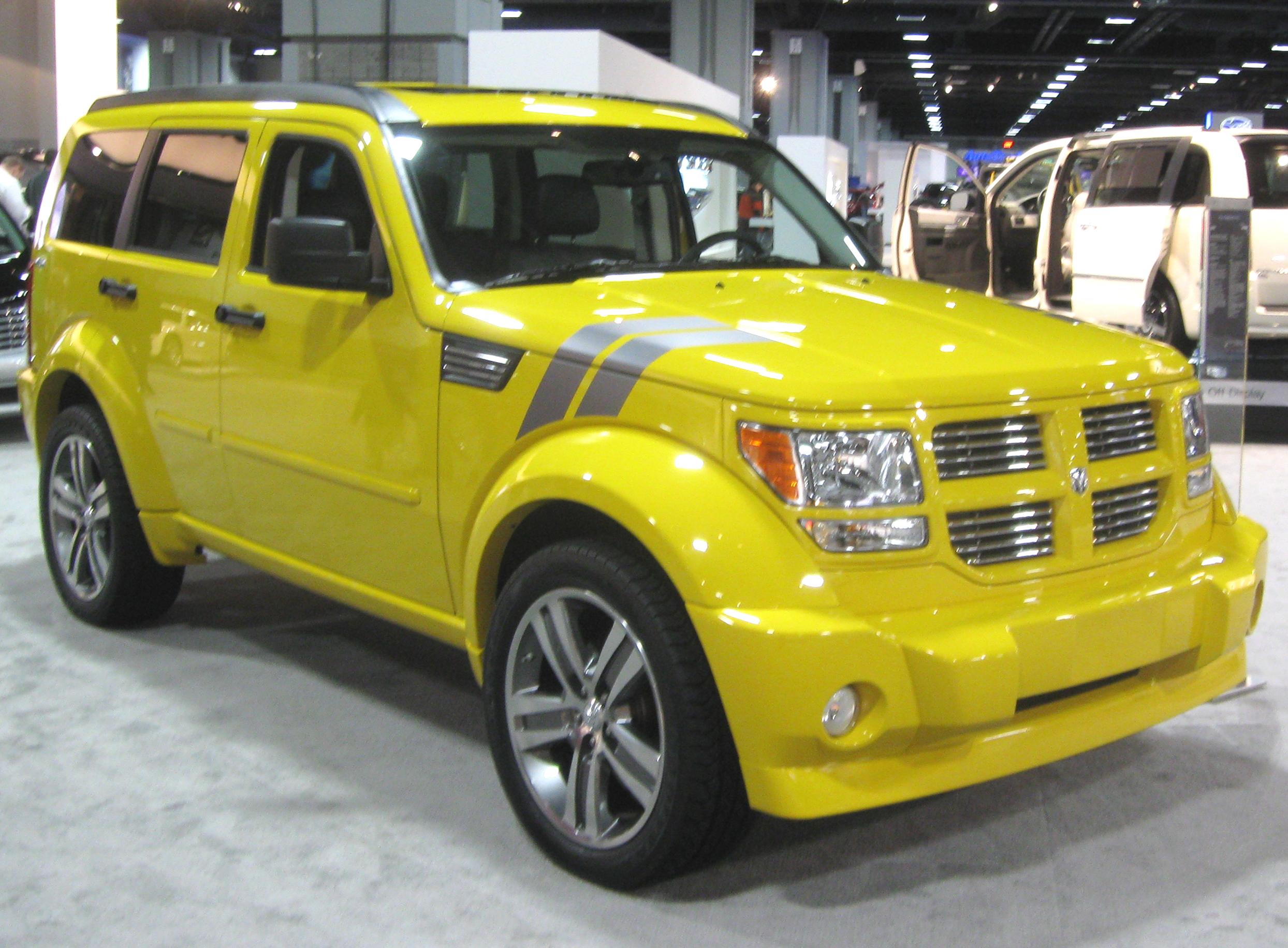 Dodge Nitro 2010 foto - 1