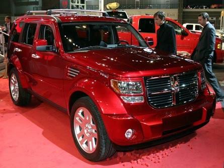 Dodge Nitro 2010 foto - 4
