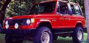 Dodge Raider 1989 foto - 4