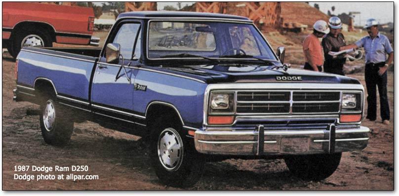 Dodge Ram 1980 foto - 1