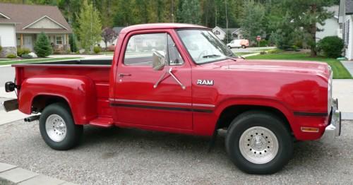 Dodge Ram 1980 foto - 5
