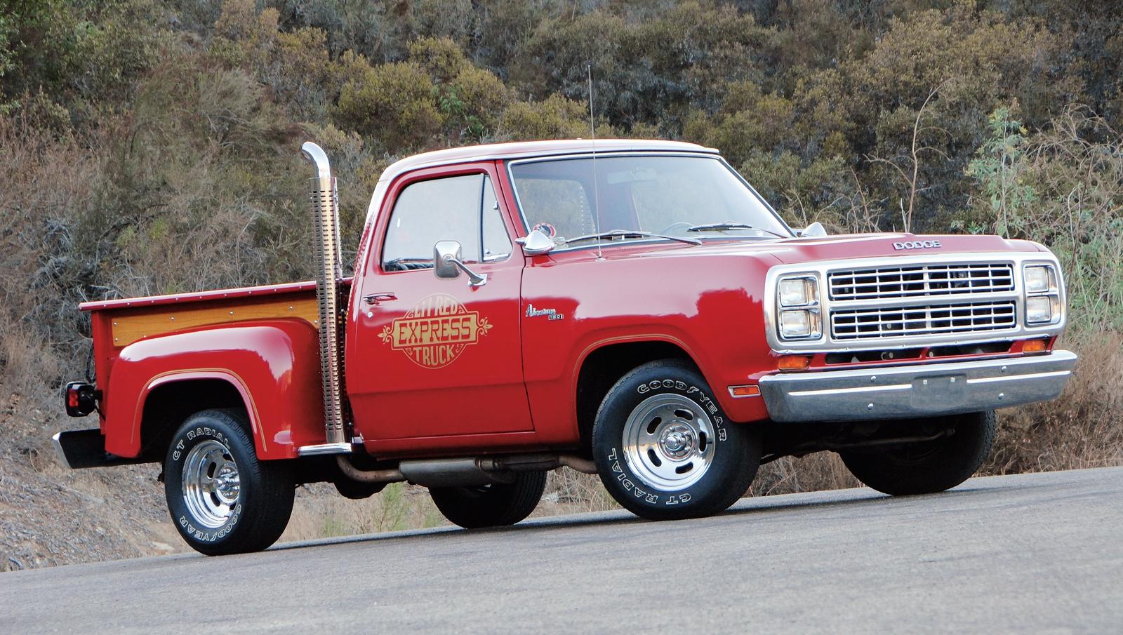 Dodge Ram 1981 foto - 4
