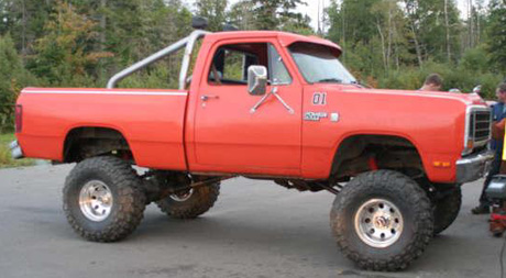 Dodge Ram 1982 foto - 1