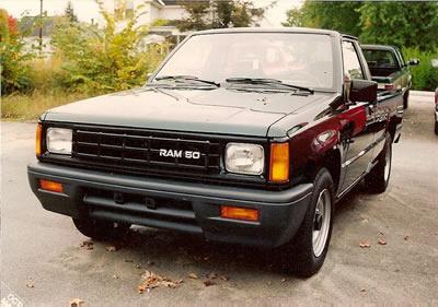 Dodge Ram 1983 foto - 3