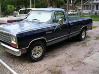 Dodge Ram 1984 foto - 1