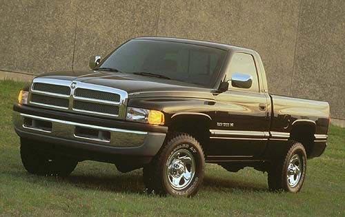 Dodge Ram 1997 foto - 1
