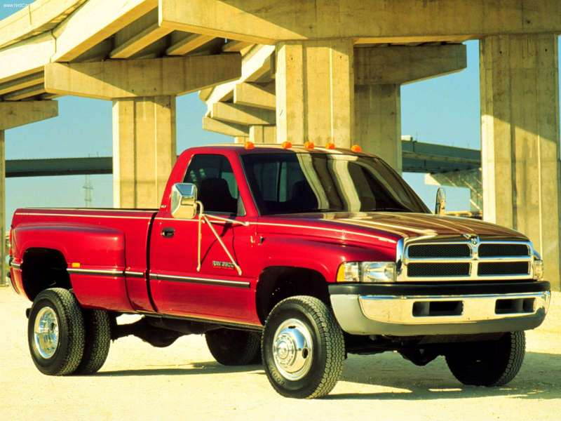 Dodge Ram 1997 foto - 3