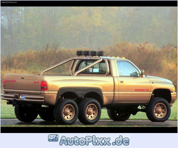 Dodge Ram 1997 foto - 5