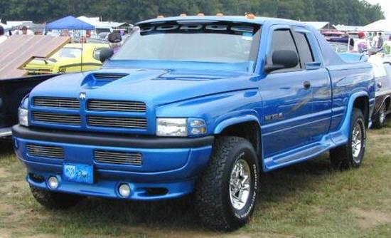 Dodge Ram 1998 foto - 2