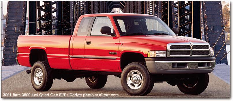 Dodge Ram 1998 foto - 3