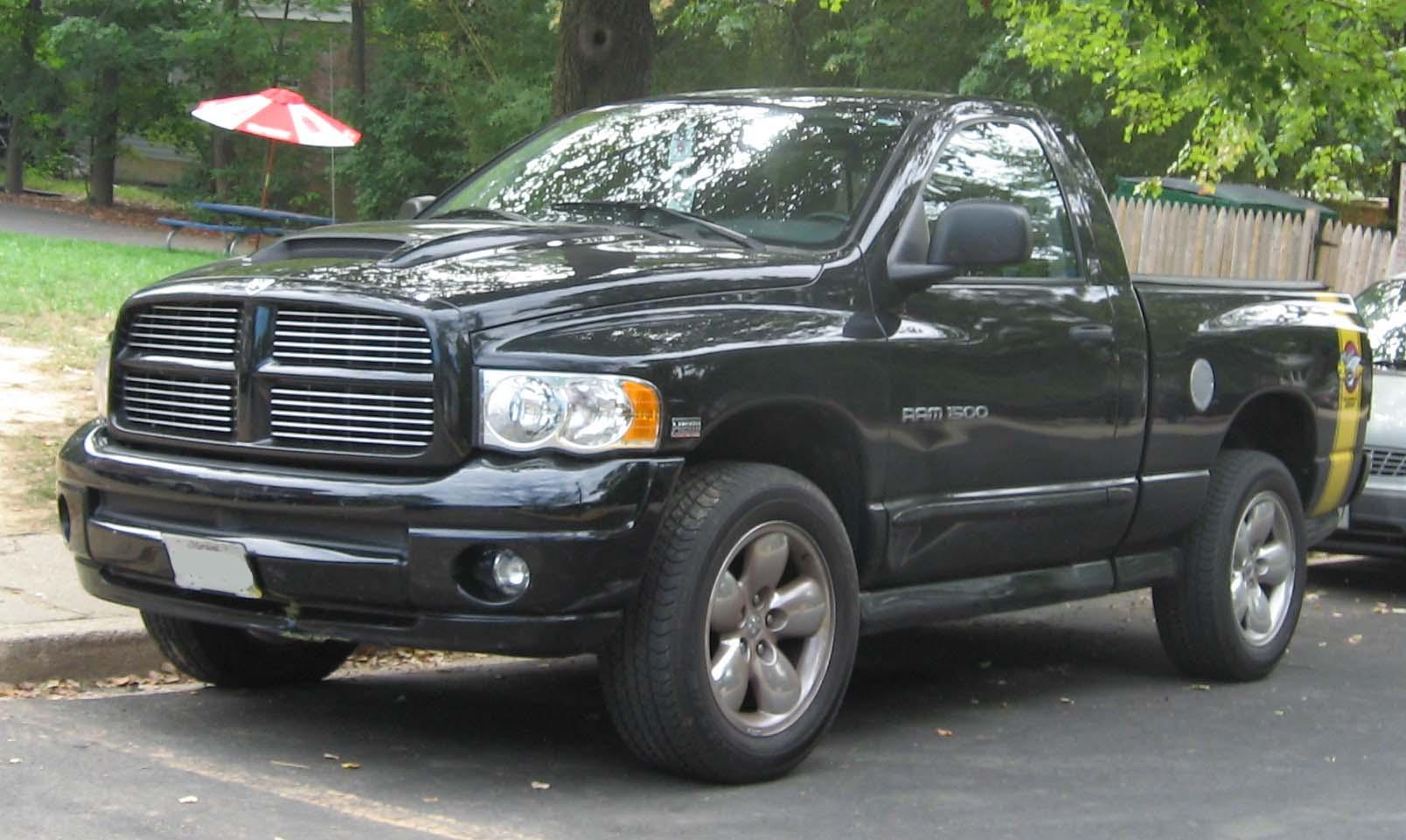 Dodge Ram 2004 foto - 2