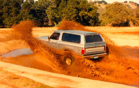 Dodge Ramcharger 1980 foto - 1