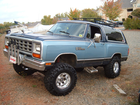 Dodge Ramcharger 1980 foto - 5