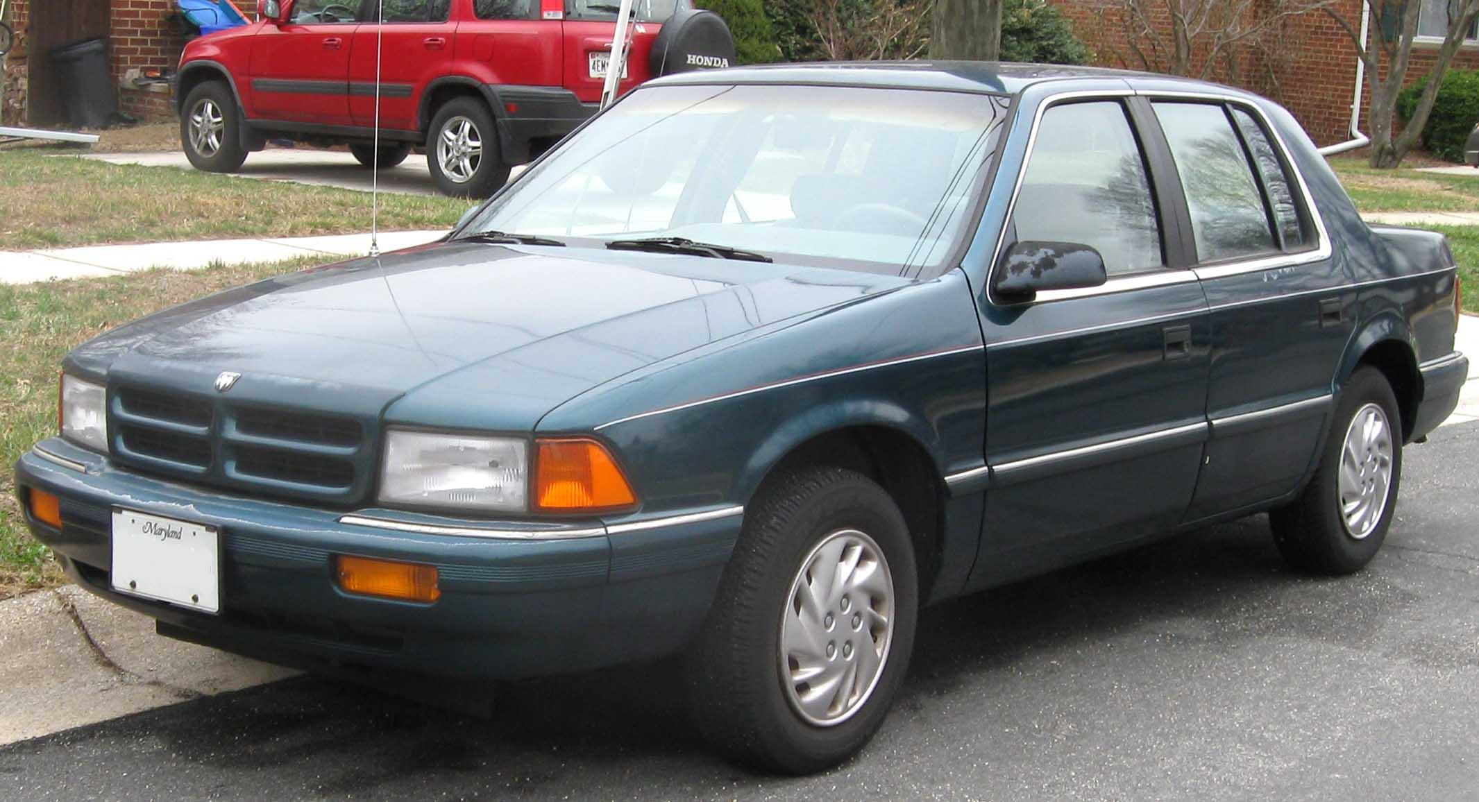 Dodge Spirit 1993 foto - 1