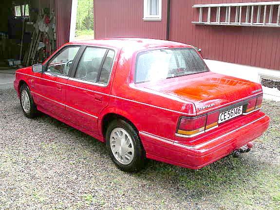 Dodge Spirit 1993 foto - 5
