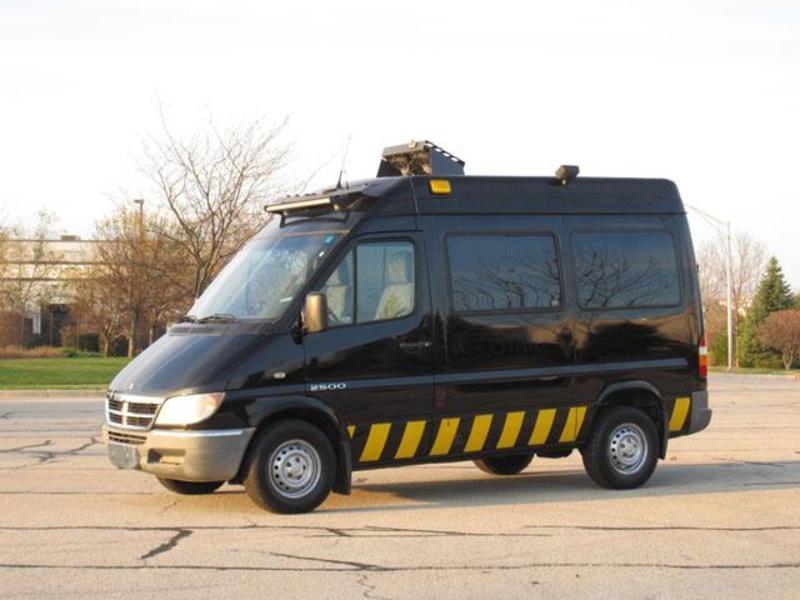 Dodge Sprinter 2005 foto - 3