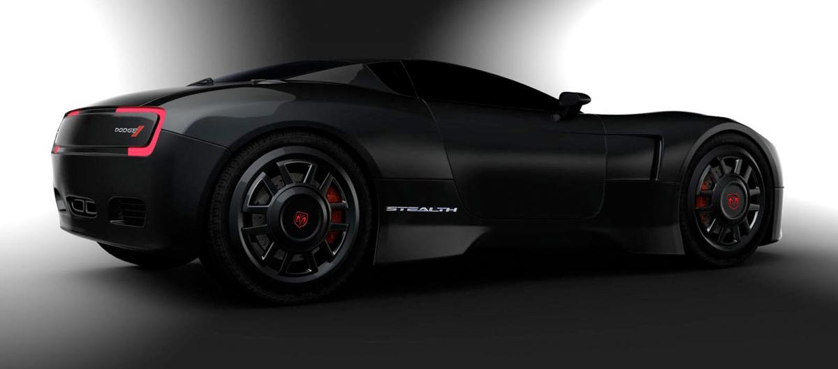 Dodge Stealth 2015 foto - 1