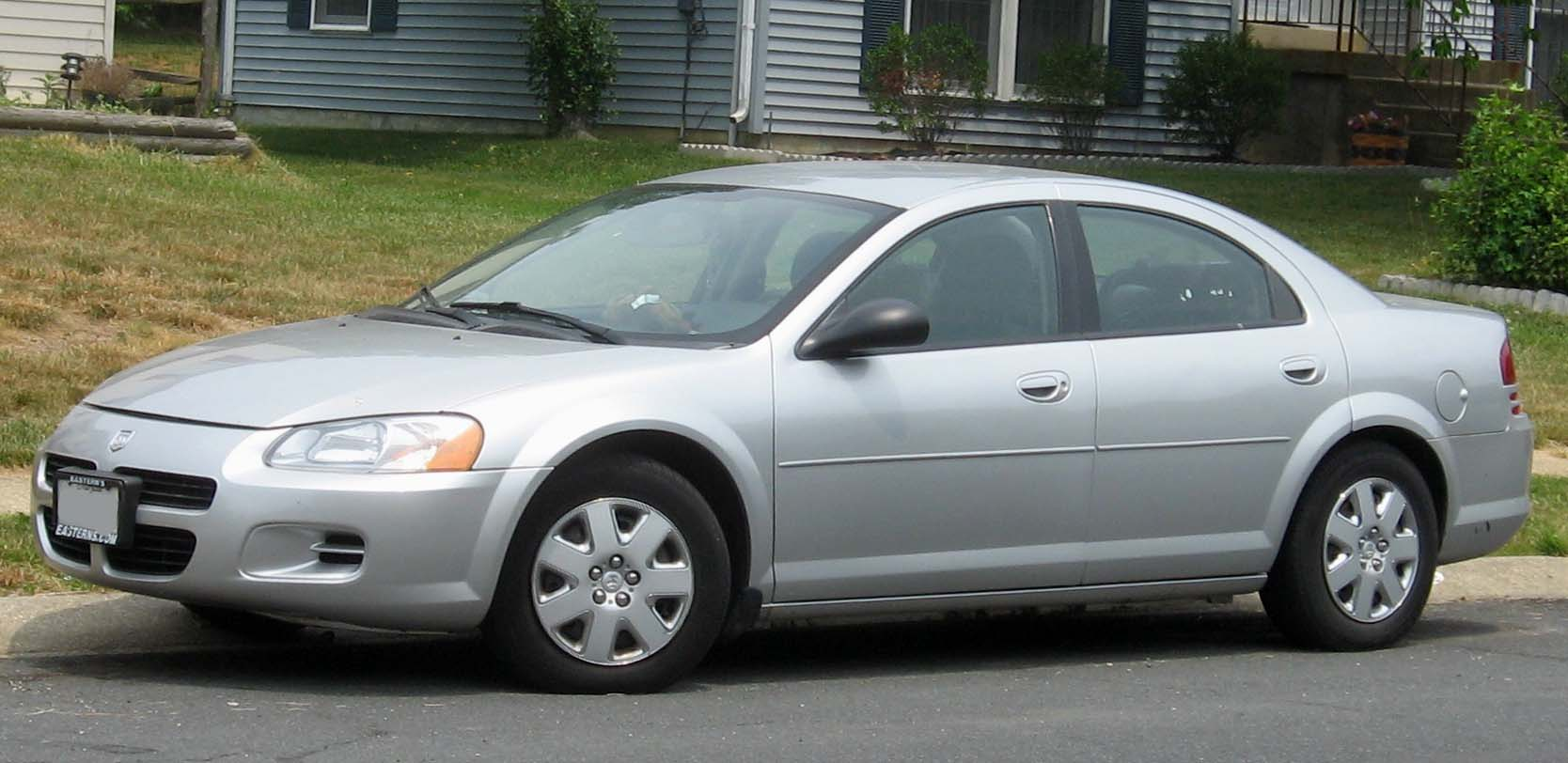 Dodge Stratus 1996 foto - 1