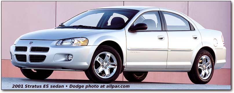 Dodge Stratus 2001 foto - 1