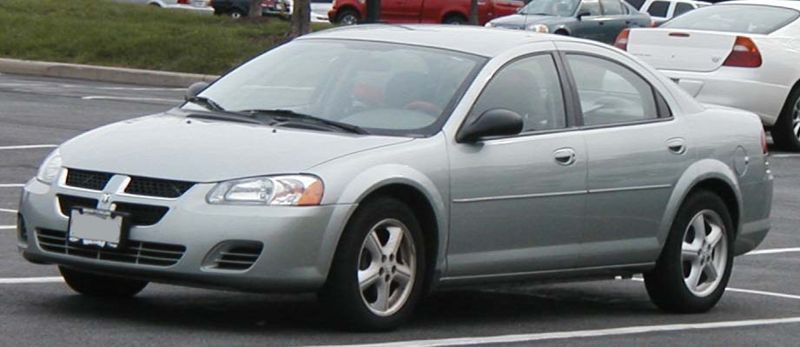 Dodge Stratus 2001 foto - 2