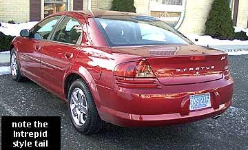 Dodge Stratus 2001 foto - 3
