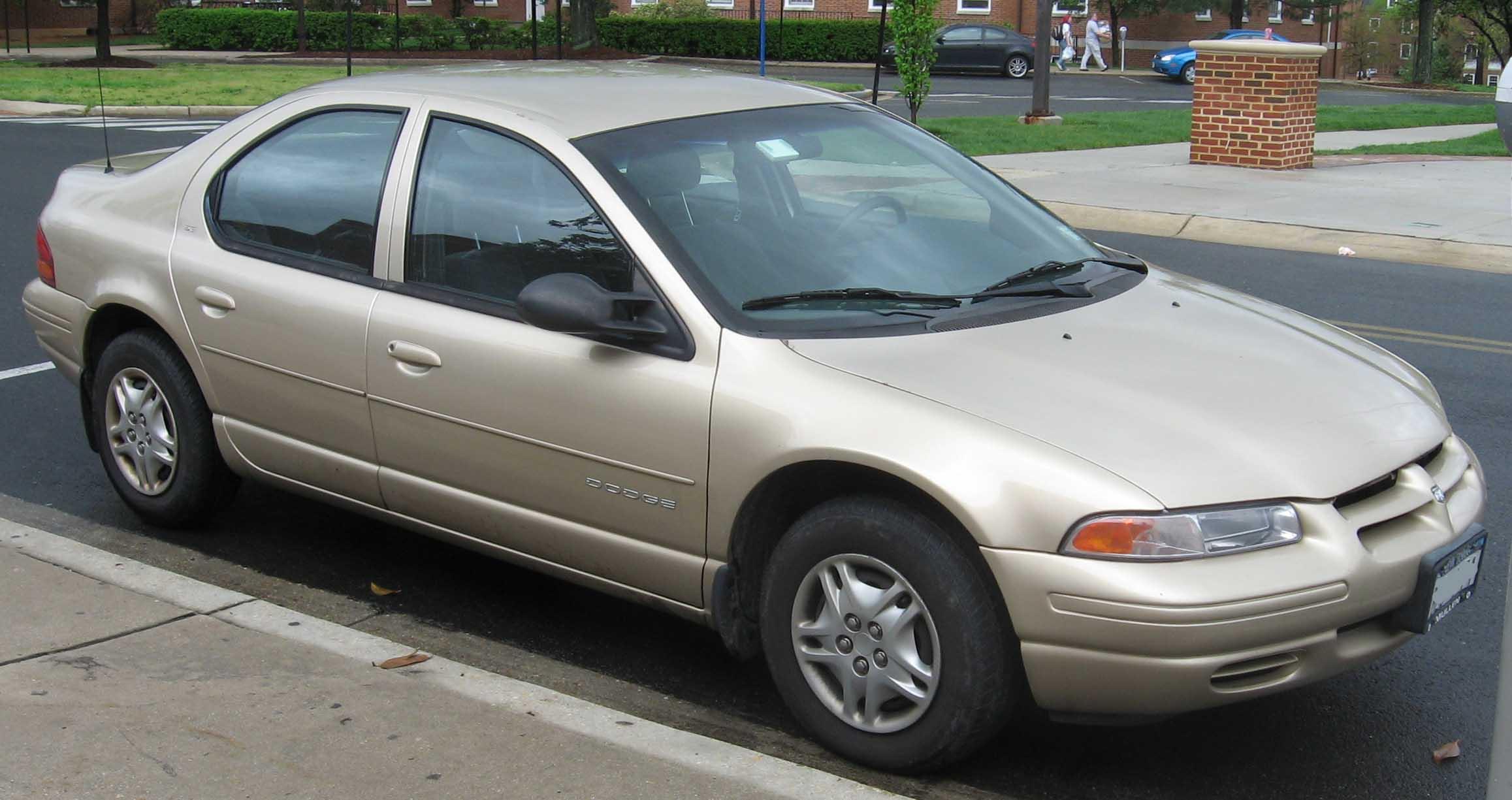 Dodge Stratus 2001 foto - 4
