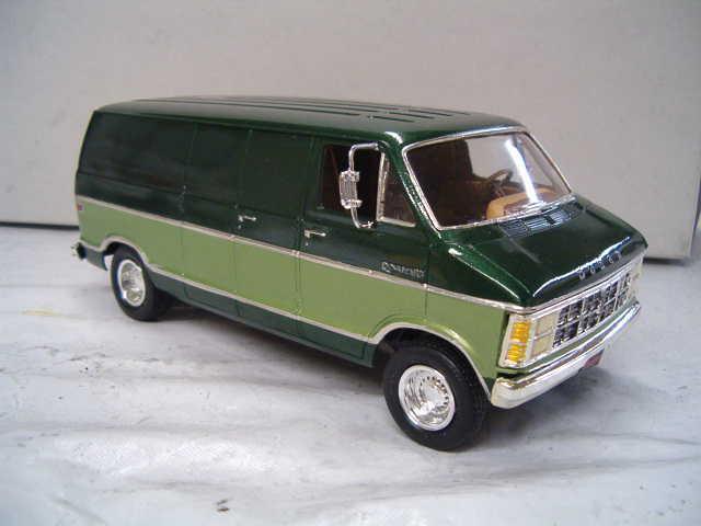 Dodge Van 1980 foto - 2
