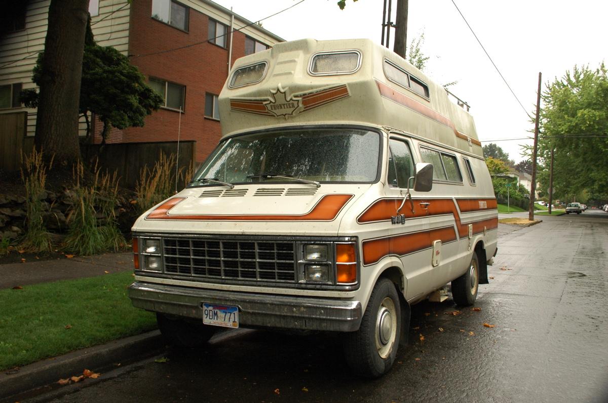 Dodge Van 1980 foto - 3