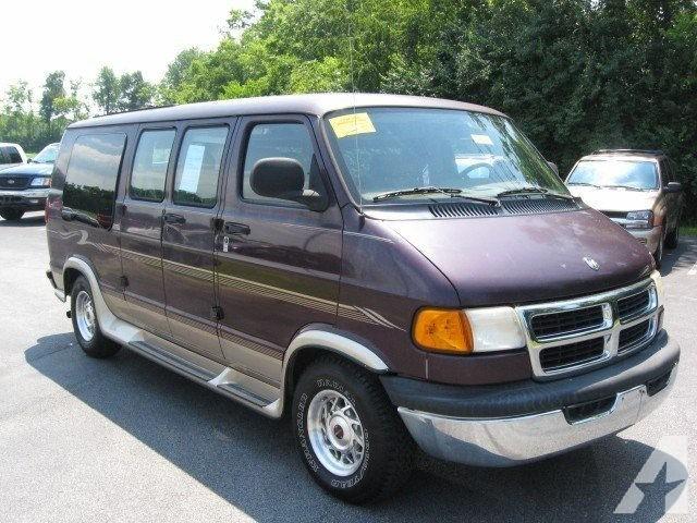 Dodge Van 1999 foto - 2