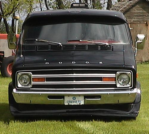 Dodge Van 2005 foto, imágenes y video revisión, precio y