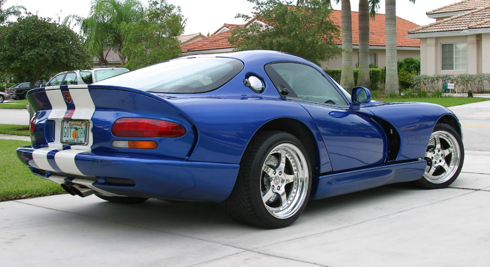 Dodge Viper 1996 foto - 4