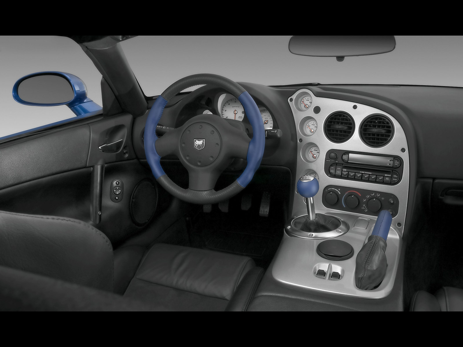 Dodge Viper 1997 foto - 2