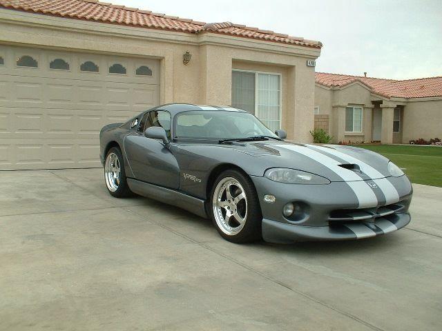 Dodge Viper 1998 foto - 2