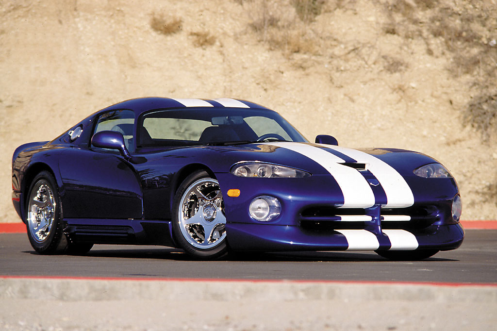 Dodge Viper 1998 foto - 3