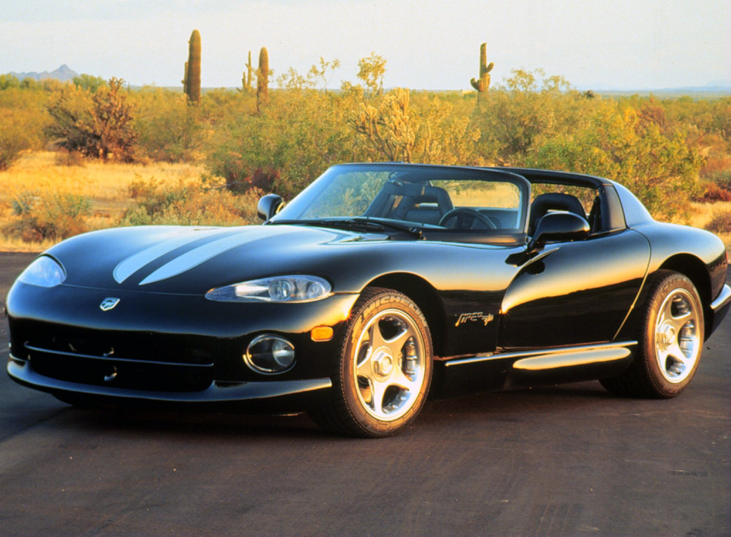 Dodge Viper 2001 foto - 2