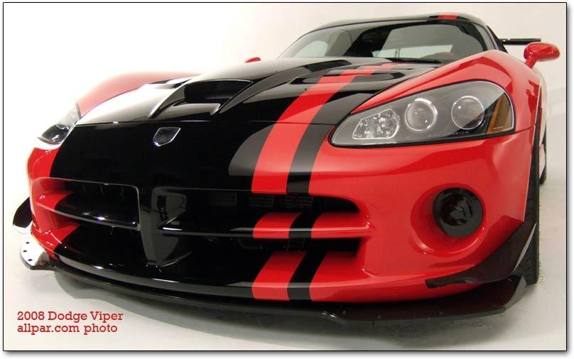 Dodge Viper 2008 foto - 3