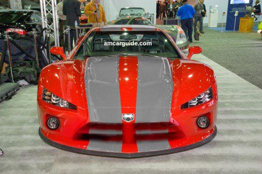 Dodge Viper 2012 foto - 3