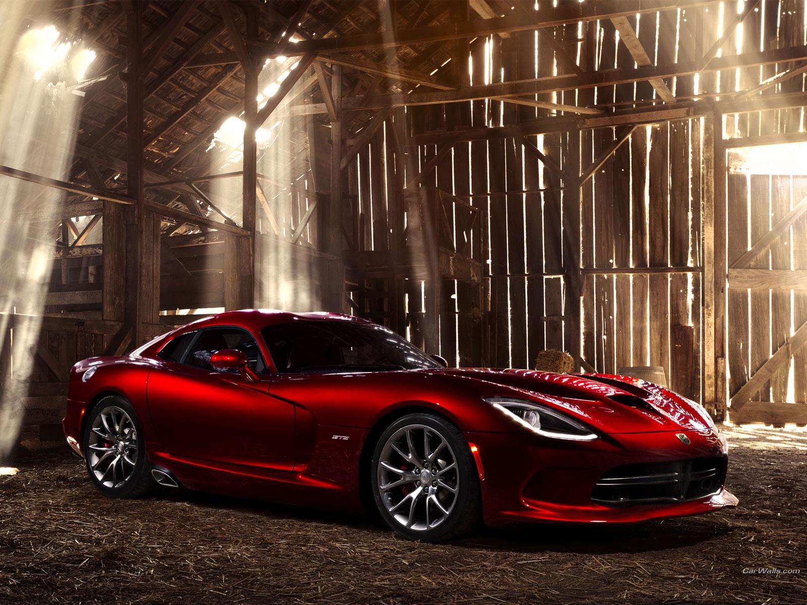 Dodge Viper 2012 foto - 4