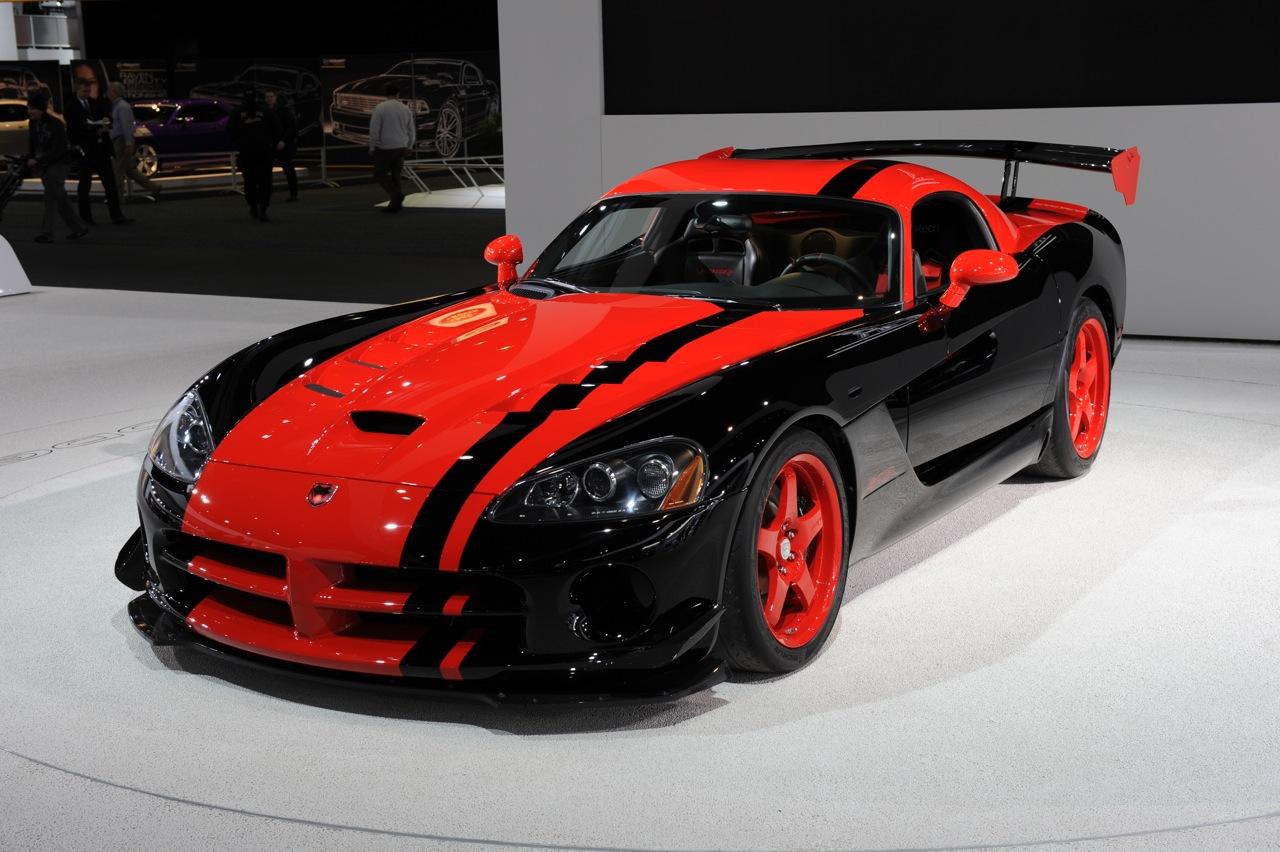 Dodge Viper 2014 foto - 1