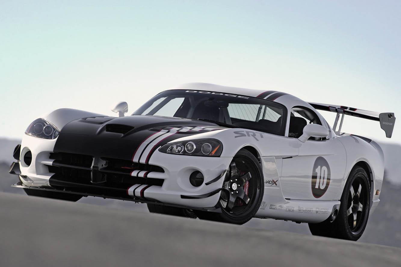 Dodge Viper 2015 foto - 5