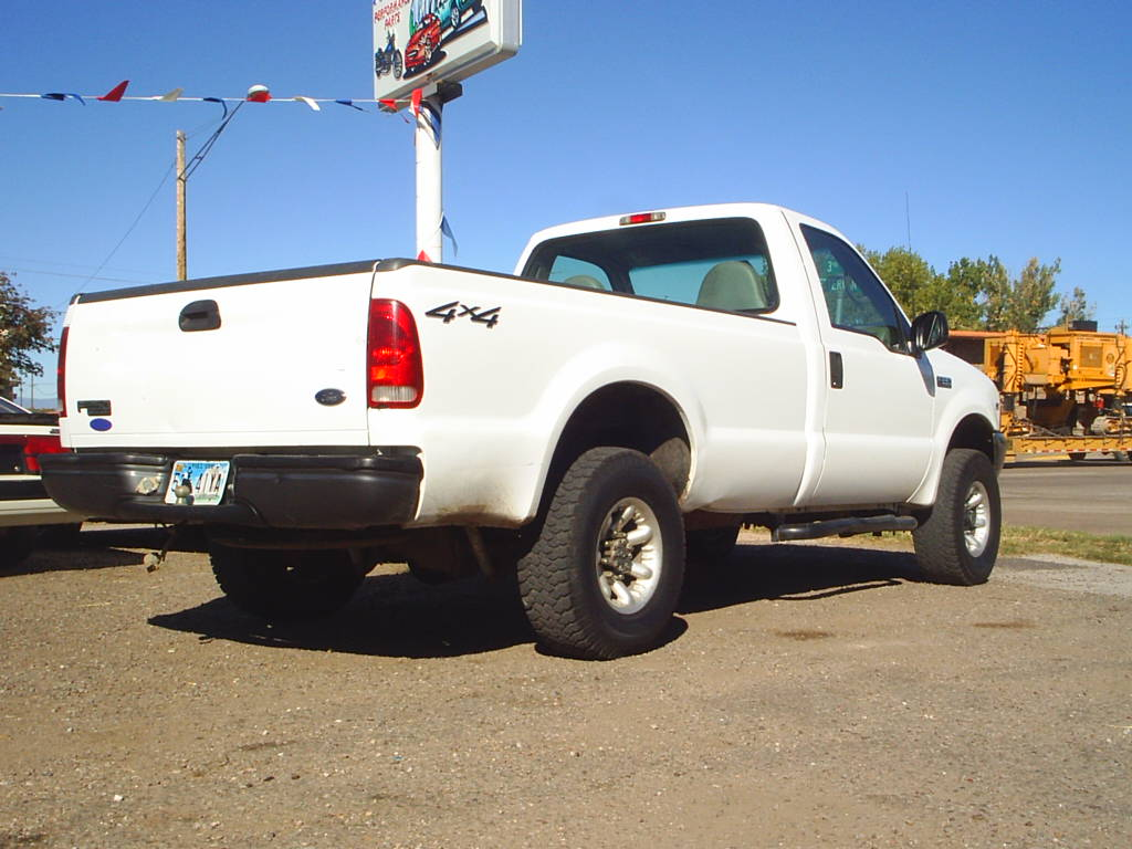 Ford 250 2000 foto - 4